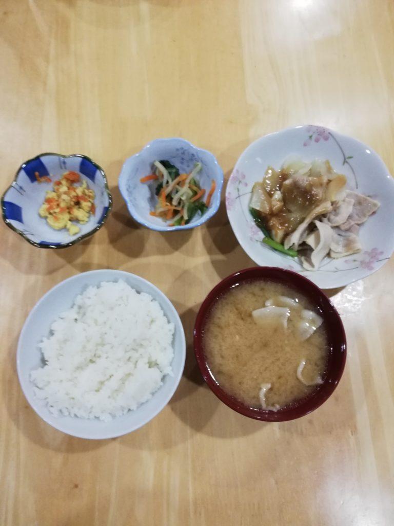 ヨシケイの夕食ネットを食べた感想